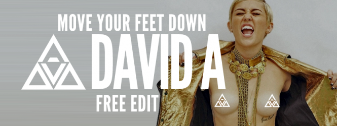 Junior Senior vs Dyro – Move Your Feet Down (David A Edit) | Fireday