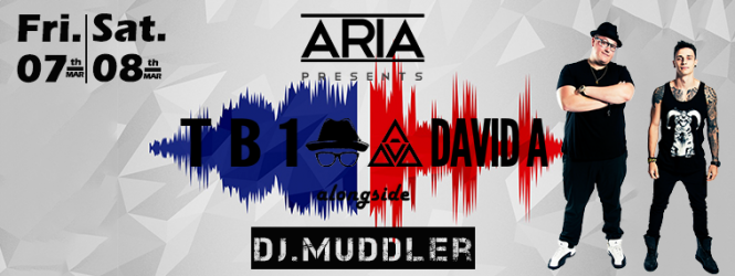 Aria Peterborough Welcome TB1 and David A | Big Moves