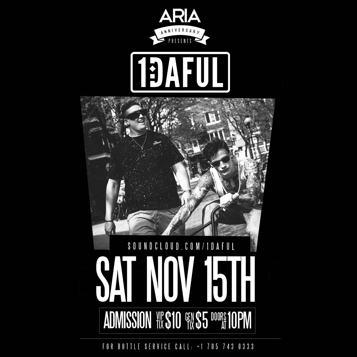 1DAFUL - Aria Nov 15