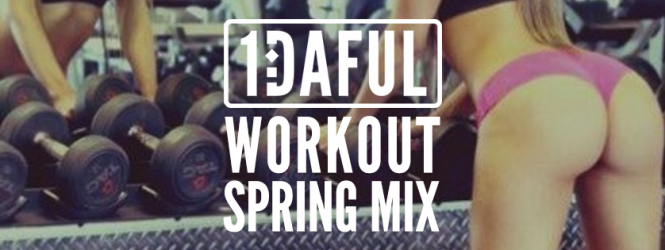 Spring is Here… Time for another 1DAFUL WORKOUT!