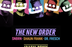 SNBRN x Shaun Frank x Dr Fresch – The New Order (1DAFUL Remix)
