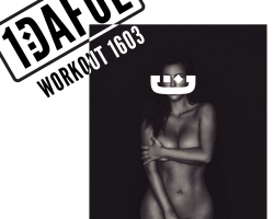 1DAFUL Workout 1603 – Work That Baby Fat Off!